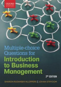 Multiple Choice Question For Introduction To Business Management (Paperback, 2nd ed)