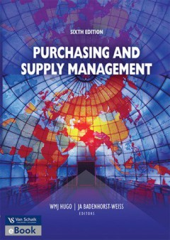 Purchasing and Supply Management 6th Edition